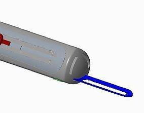 00014 Designed for production 3D print model