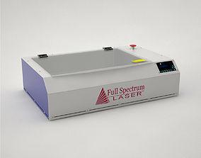 3D model Pro - laser cutter FULL-Spectrum-Laser