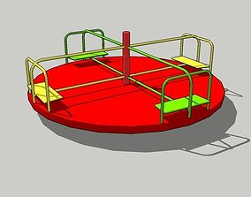 3D design carousel