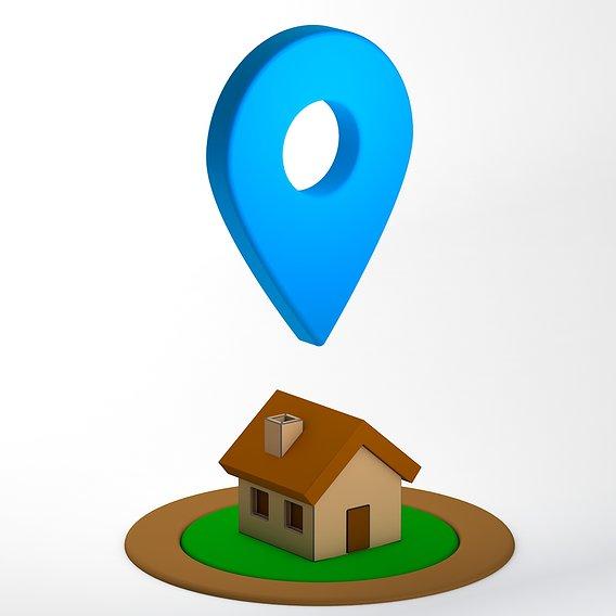 Location - Home