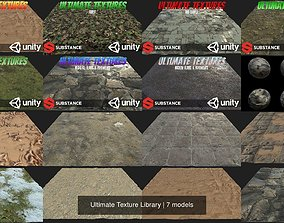3D Ultimate Texture Library