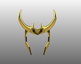 3D printable model hobby-diy Loki Series Crown Headpiece