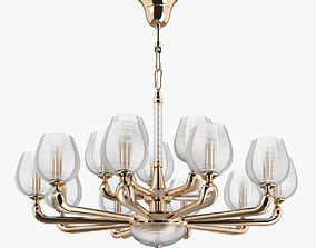 706152 Delta Osgona Chandelier 3D model