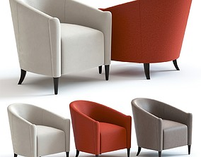 3D The Sofa and Chair Co - Greco Armchair