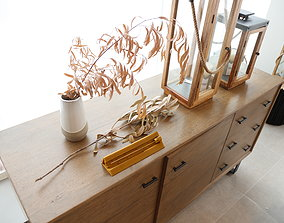 3D print model incense holder by TITAN