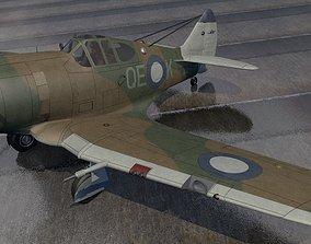 Commonwealth CA-12 Boomerang 3D