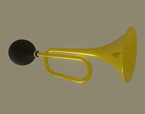 3D model Car Air Horn