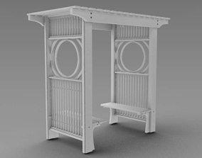 Arbor 2 3D model