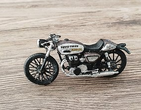 Cafe Racer 1 to 24 scale ready to print model