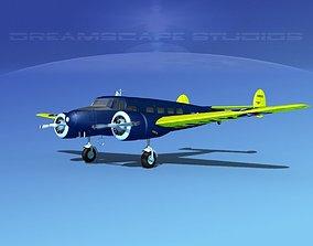 Lockheed JO US Navy 3D model