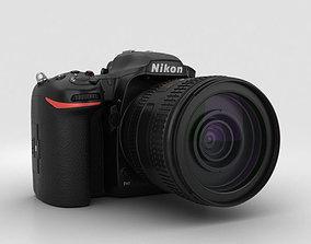 3D Nikon D500