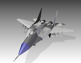 3D model superiority Mikoyan MiG-29