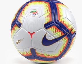 3D model Nike Merlin Serie A Ball
