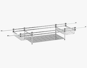 3D model Decoration 26 Tub Rack