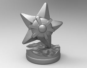 Pokemon STARYU Diorama 3D printable model