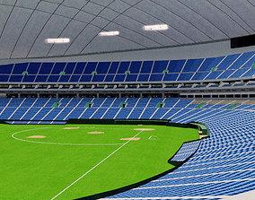 3D asset Tokyo Dome - Japan