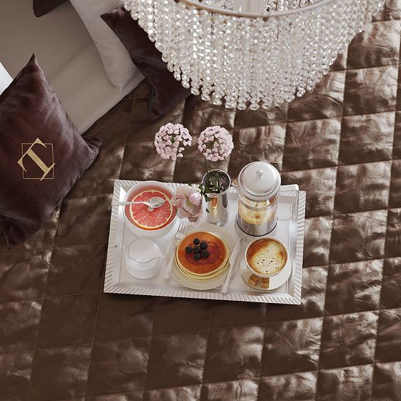 Interior Neoclassic Bedroom 02