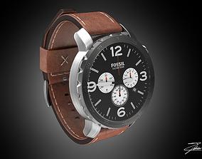 3D model Fossil JR 1486 wristwatch