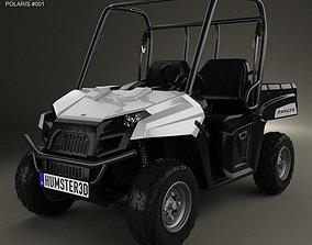 3D model Polaris Ranger 2013