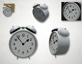 Clockwise - three times time 3D model