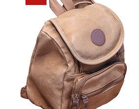 Backpack 124 3D asset