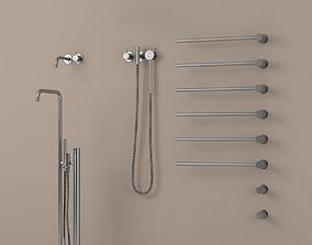 Faucets Vola shower 3D model
