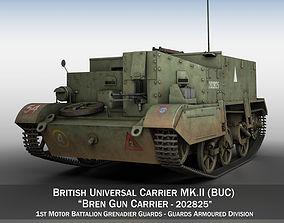 3D Bren Gun Carrier - BUC - 202825