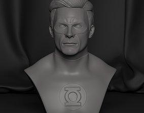 3D print model Green Lantern figure