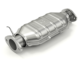 Catalytic Converter 3D model