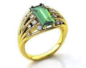 3D printable model Ring BK046