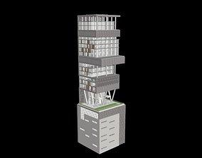 Antilia Building Mumbai 3D model