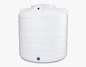 Water Tank 3D model industrial