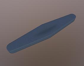 Grindstone 3D model low-poly