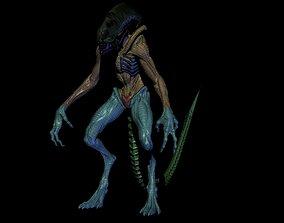 Alien runner 3D