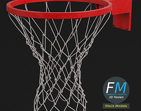 Basket ring 3D