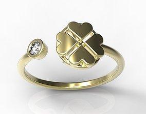 Ring ring gold 3D print model