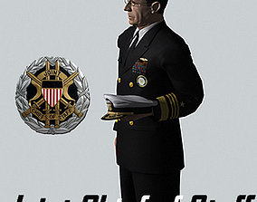 3D model Joint Chief of Staff