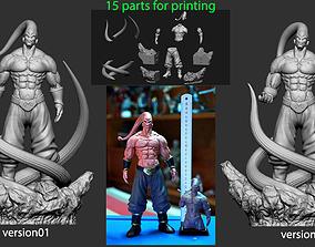 majin Buu v2 3D print model