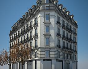 building Old Building VIII 3D model