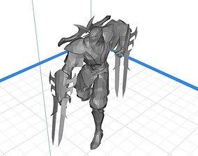 3D print model League of Legends - ZED