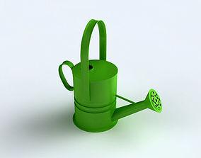 Watering Can 3D model sprinkler