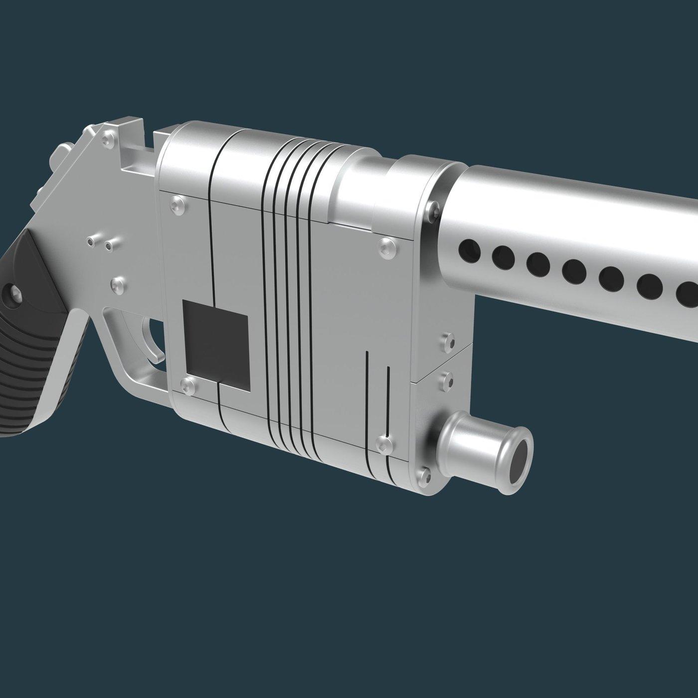 LPA NN-14 Blaster pistol