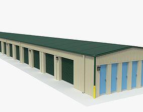 exterior 3D storage unit