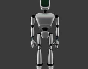 3D asset Robot character innovation technology
