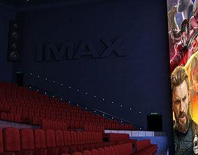3D IMAX Cinema