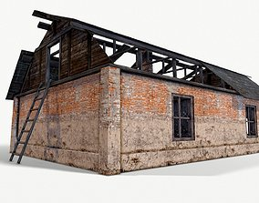 3D model An Old House f