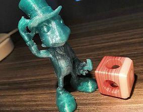 3D printable model Jiminy The Cricket
