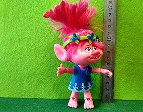 3D printable model Poppy troll