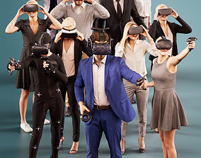 1023 - Virtual Reality Bundle 3D