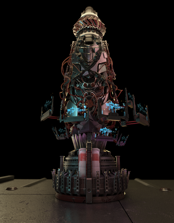 Sci Fi Engine